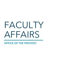 Faculty Affairs | Office of the Provost