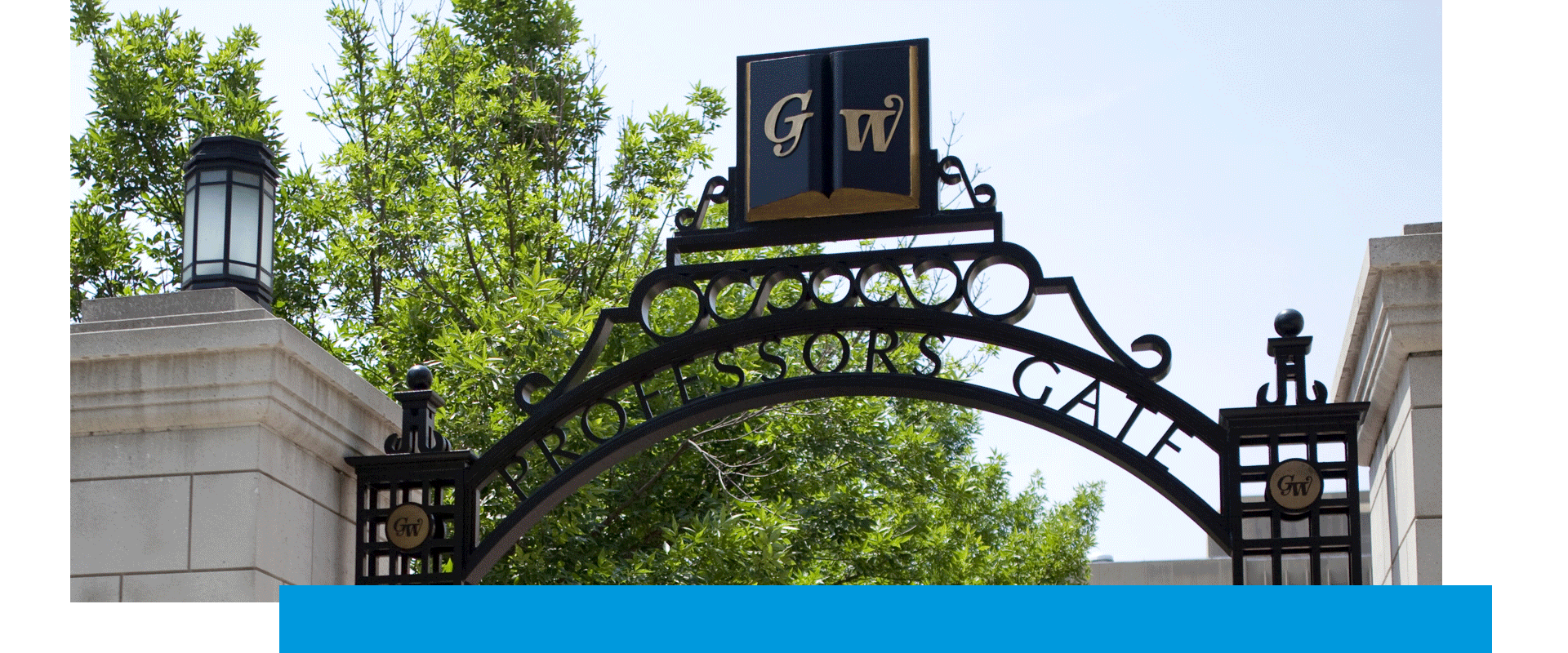 The George Washington University's Professor Gate